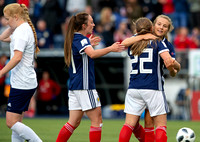 Scotland Women v Belarus 7-Jun-18