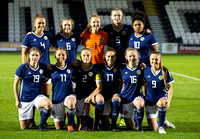 Scotland Woman's 19s v Spain 3-Oct-18