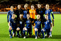 Scotland Women v USA 13 -Nov-18