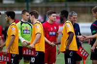 Annan Athletic 17-Oct-15
