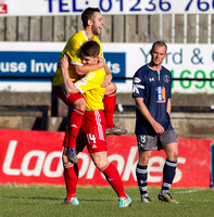 Albion Rovers 1-Oct-16